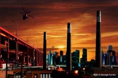 Toronto futureistic