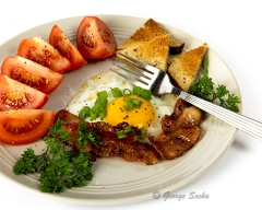 Food fried egg  food
