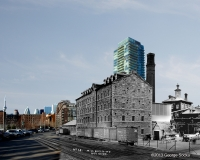 1918 Gooderham Distillery Toronto History by George-Socka