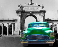 1953 Buick at 1958 CNE Prince's Gates