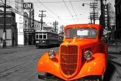1935 Ford 1954 Yonge Street and St. Clair
