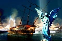 Shipwreck Angel