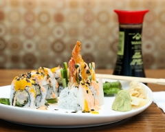 food sushi roll