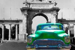 1953 Buick at 1958 CNE Prince's Gates